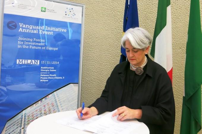"""Navarra se adhiere al programa europeo """"Vanguard"""", que agrupa a las regiones más industrializadas"""