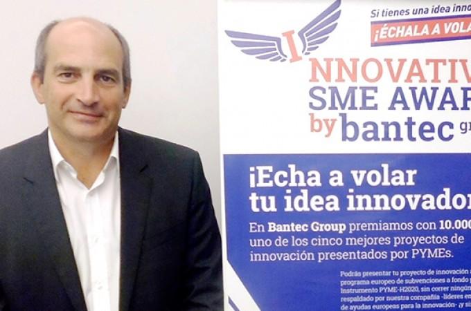 Bantec premiará con 10.000 euros los cinco mejores proyectos de innovación impulsados por PYMEs navarras
