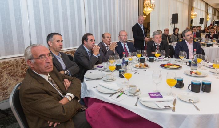 Desayunos Empresariales de Navarra Capital