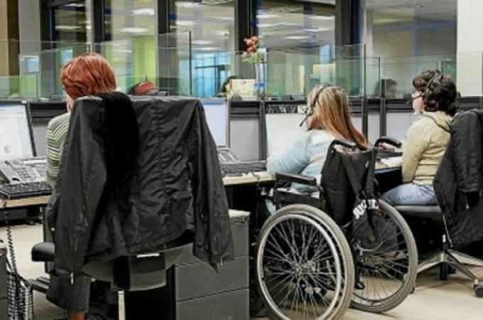 Navarra es la autonomía donde menos contratos laborales se firman con personas que padecen alguna discapacidad