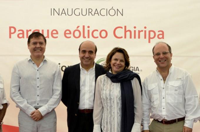 Inaugurado el primer parque eólico de ACCIONA en Costa Rica