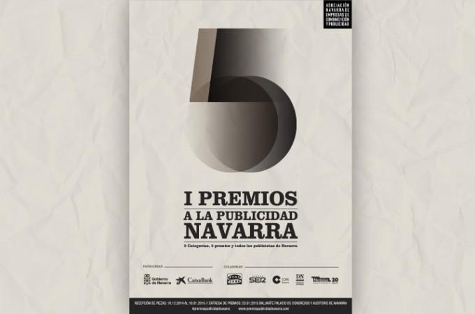 Navarra acogerá sus primeros premios a la Publicidad