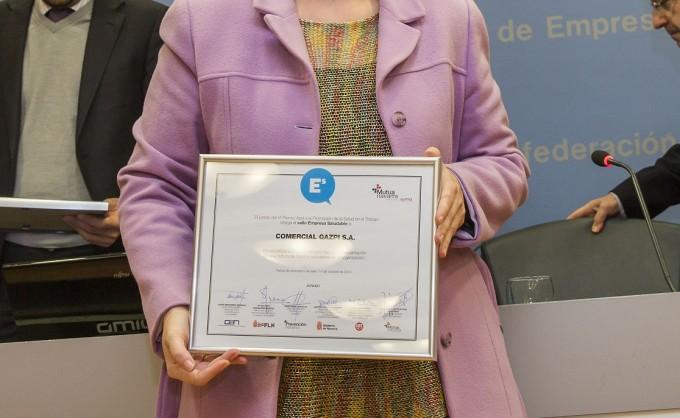 VI Premio Azul Mutua Navarra