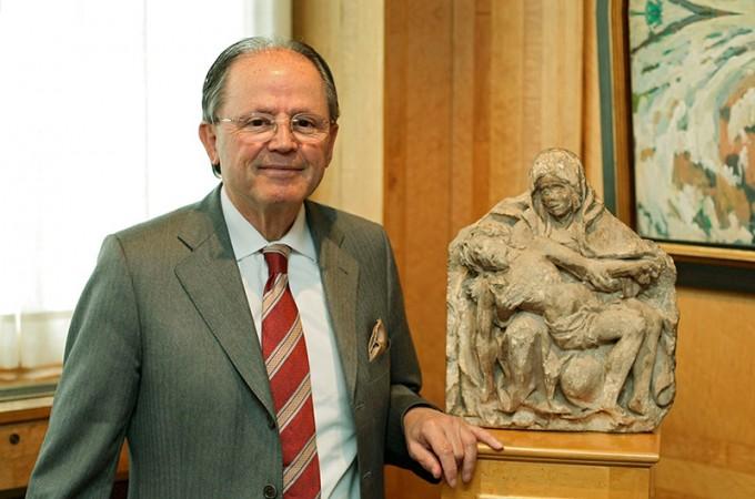 La Cámara Navarra concede a José León Taberna el Premio a la Trayectoria Empresarial y Profesional 2014