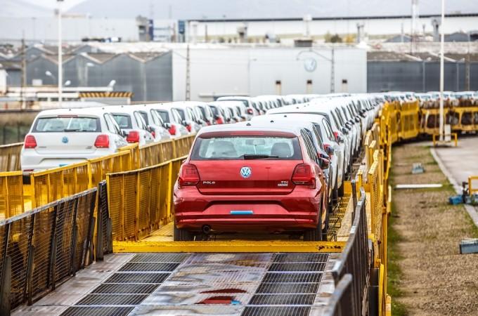 Las exportaciones navarras crecen con fuerza