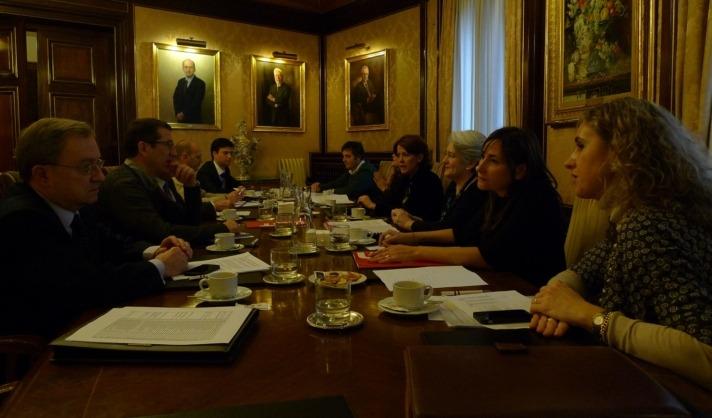 Consejo Diálogo Social