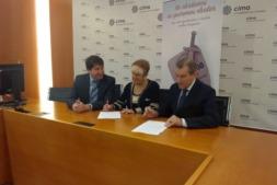 Acuerdo entre El Caserío de Tafalla y CIMA