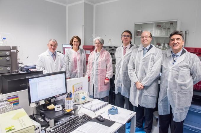 La empresa 3P Biopharmaceuticals ha invertido este año 2,6 millones de euros y ha ampliado su plantilla en 20 trabajadores