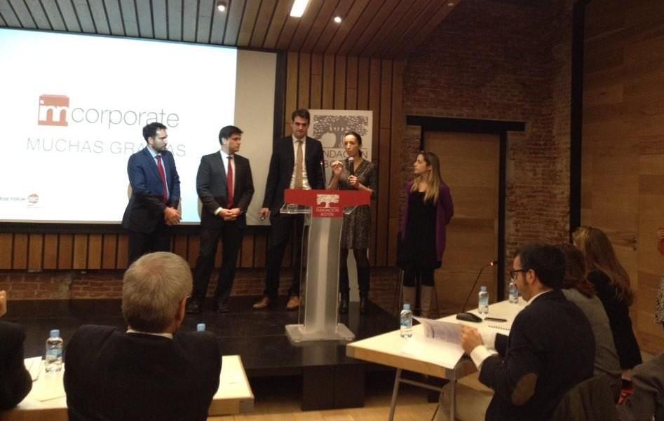 AJE Navarra Fundacion Botin