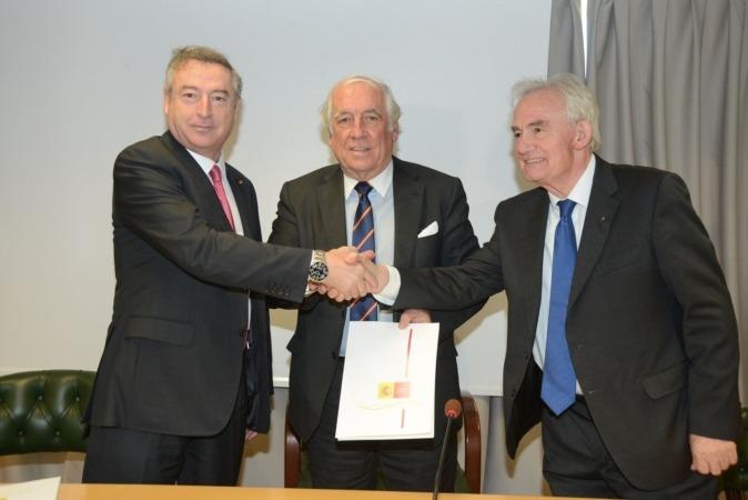 Convenio Marca España RTVE ESIC