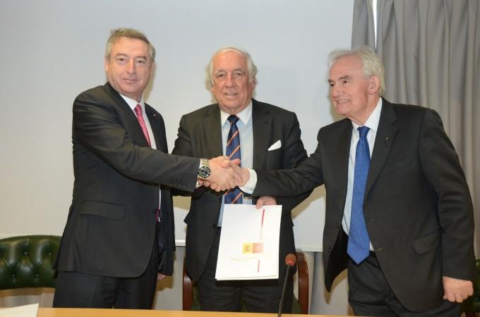 Esic, RTVE y el Alto Comisionado para la Marca España firman un acuerdo para promocionar la imagen del país