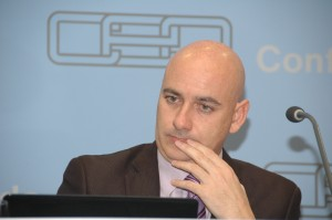 David Barrientos, director de Comunicación de ANFAC