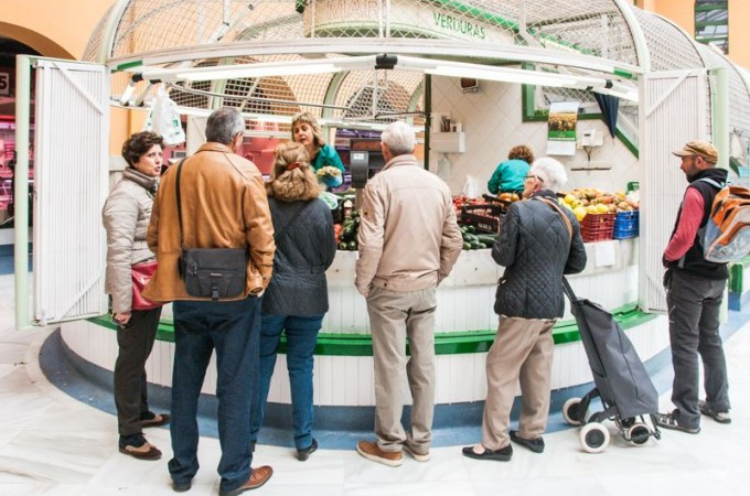El Mercado de Santo Domingo ya vende por internet