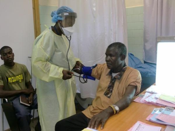 Hospital St. Joseph Monrovia _Farmamundi