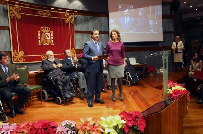 El Foro Justicia y Discapacidad premia a Lavanderías Lavanor por su compromiso con la inserción laboral de personas con discapacidad