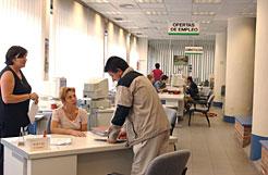 Oficinas del Servicio Navarro de Empleo.