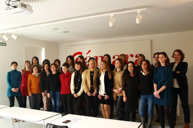 Cámara Navarra y la Fundación Incyde impulsan 25 proyectos de mujeres emprendedoras