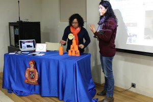 Momento presentación Pikarte. TUCA9280 - 1