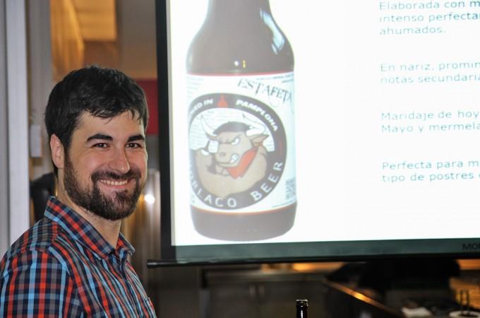 Morlaco Beer elabora 3.000 litros al mes de cerveza navarra 100% artesana