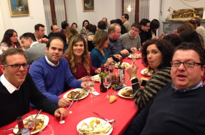 Fools Dinner, la cena de Navidad para autónomos y emprendedores