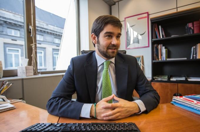 """Ignacio Baleztena: """"En la cooperación es donde las empresas pueden marcar las diferencias"""""""