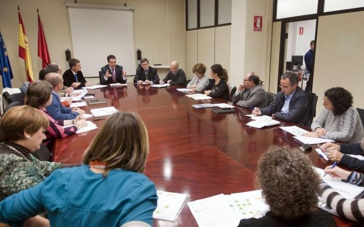reunión ONG
