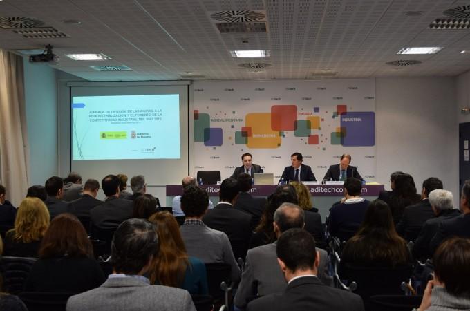 El Ministerio de Industria se compromete a que el sector industrial represente el 20% del PIB español en 2020