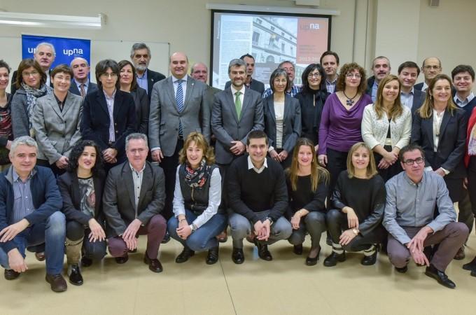 35 directivos del Gobierno de Navarra y de la UPNA se forman en habilidades de gestión pública