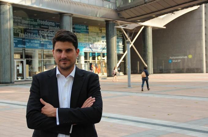 """Fermín Pascualena: """"Ingeneon facilita la movilidad de profesionales de la ingeniería en Europa"""""""