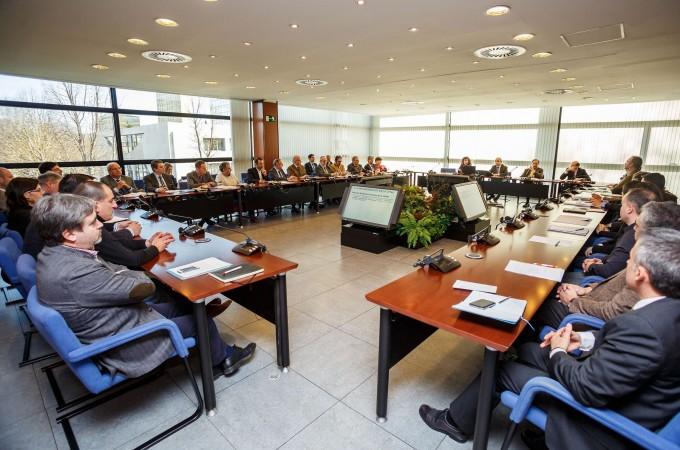El Foro Social y Empresarial del Consejo Social de la UPNA celebra una jornada para impulsar el emprendimiento