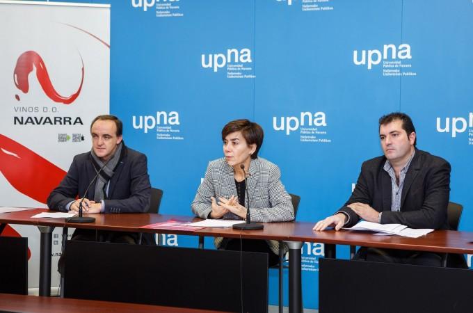 Empresa, viticultura y enología centrarán las ponencias de las I Jornadas Vitivinícolas D.O. Navarra que se celebran en la UPNA