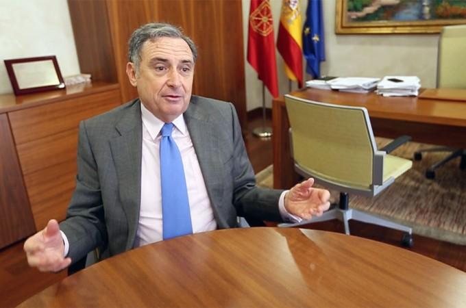 """""""Total Oposición"""" al proyecto de Reforma Fiscal en Navarra"""