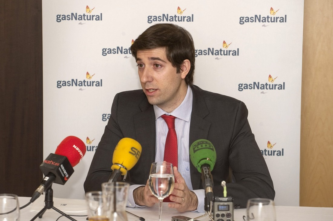 Miquel Andreu, director Gas Navarra