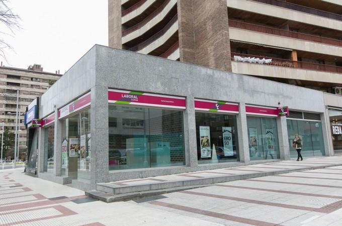 Laboral Kutxa obtiene un beneficio neto de 110 millones de euros en 2015
