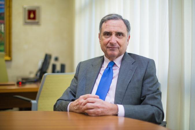 José Antonio Sarría, presidente de la CEN.
