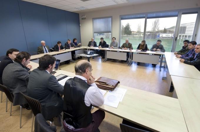 ANET pide al Gobierno foral más apoyo al transporte interurbano