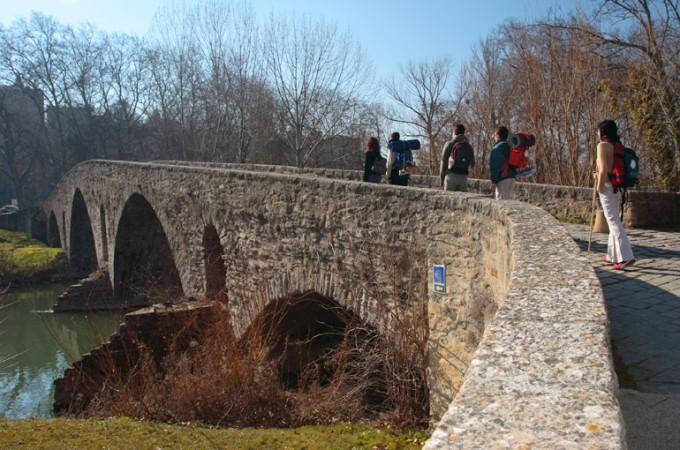 Navarra recibe hasta el pasado noviembre casi un 9% más de turistas