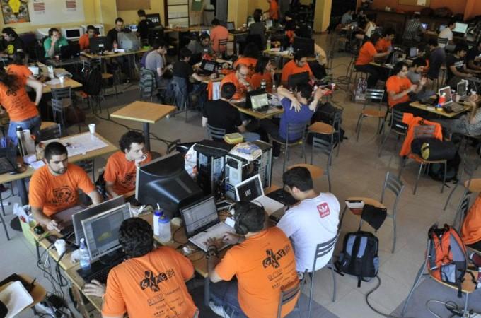 Pamplona acoge por primera vez la Global Game Jam, un evento internacional para desarrollar videojuegos en 48 horas