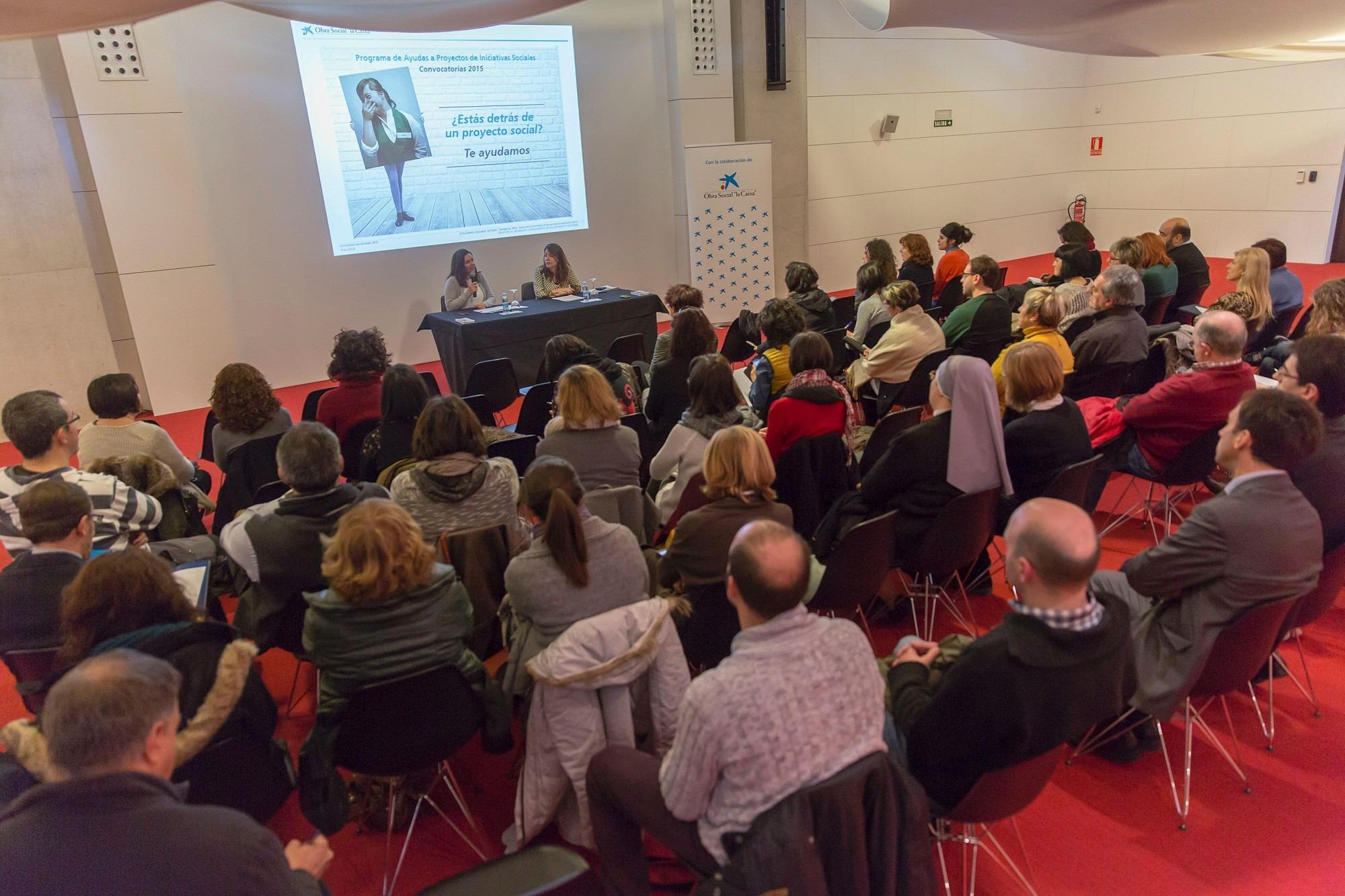 20150210 Reunión Convocatorias Entidades Sociales
