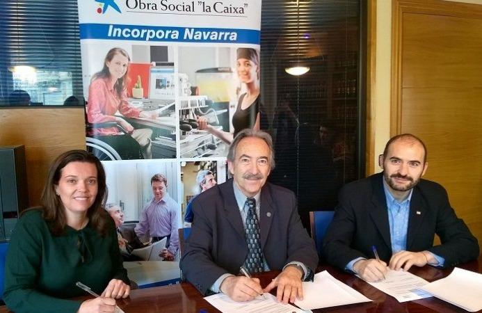 20150226 Adhesión Graduados Sociales Incorpora Obra Social la Caixa-1