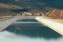 Imagen del Canal de Navarra.
