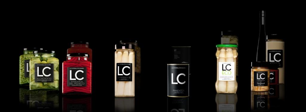 """Productos de """"Conservas La Catedral"""""""
