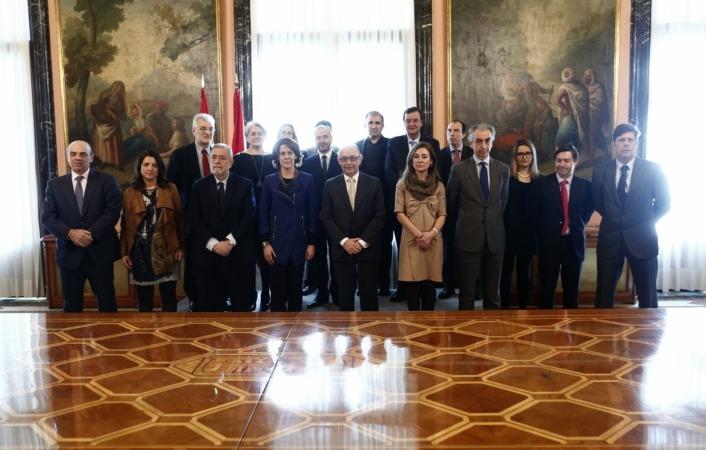 Comisión Negociadora Navarra Estado