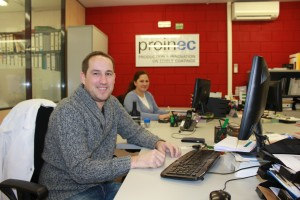 Proinec cuenta con 4 investigadores