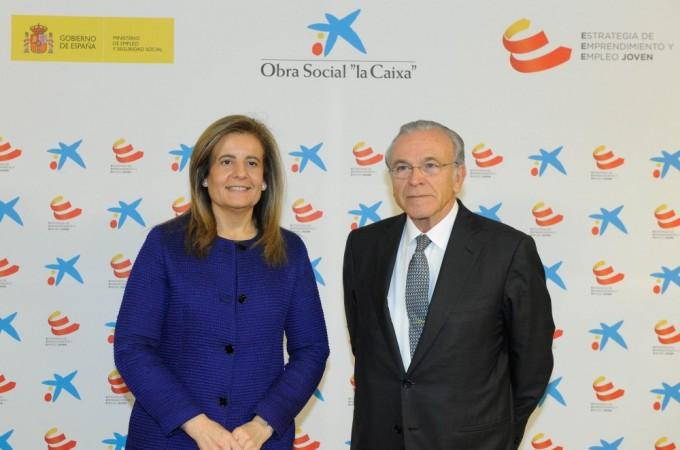 "La Obra Social ""la Caixa"" destina 5 millones de euros para ayudar a pagar la cuota de la Seguridad Social a 10.000 jóvenes autónomos"
