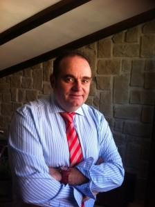 Miguel Iribertegui, primer ponente del curso
