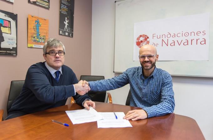 Fundaciones de Navarra y Navarra Capital firman un acuerdo de colaboración para promover la RSC empresarial