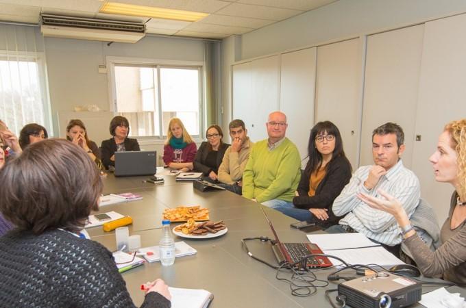 Tercer encuentro de integrantes de la Cooperativa de Emprendedores de Anel