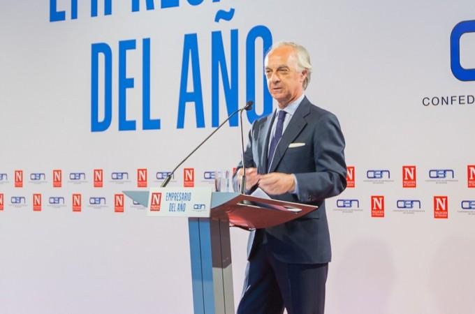 """Corcóstegui: """"Navarra tiene un modelo económico que funciona"""""""