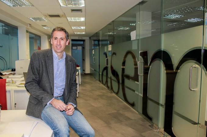 """Guillermo Erice: """"Debemos evitar que Tierra Estella se convierta en una ciudad dormitorio de Pamplona"""""""